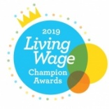 Cleaning companies recognised in living wage awards
