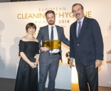 European Cleaning & Hygiene Awards 2018 Winner - Principle Cleaning Services