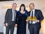 European Cleaning & Hygiene Awards 2018 Winner - Ilunion Facility Services