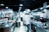 Hygiene in food preparation - wiping away food risk