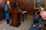 Worshipful Company hosts Military Awards