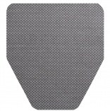 Smaller, lighter urinal mat from Tolco