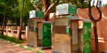 Indian e-toilets left to stand idle