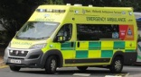 Call for rapid sanitising technology for ambulances