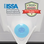 The triple action P-Screen® 60-day urinal screen from Vectair Systems is now a multi award-winning product
