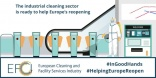 EFCI launches second chapter of 'In Good Hands'/'Helping Europe Reopen' campaign