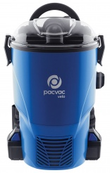 New Pacvac backpack vac