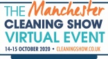 Virtual Manchester Cleaning Show starts tomorrow