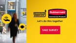 Rubbermaid Commercial Products launches survey to examine impact of COVID-19