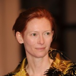Tilda Swinton leaves movie promo to clean sons' school