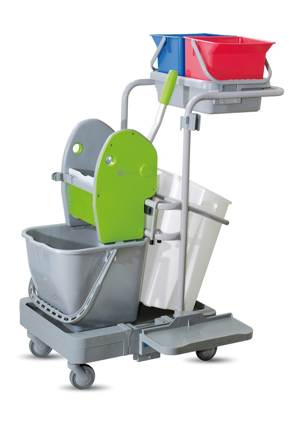 Which Cleaning Trolley Goes Where? - ECJ
