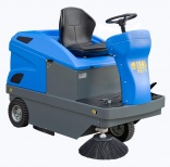 Small dimensions ISAL sweepers