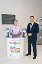 'Virtual' nurse promotes hand hygiene