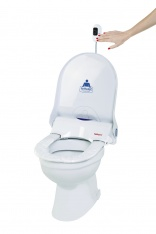 Tottolet automatic toilet seat cover