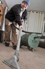 108-year-old vacuum cleaner still works