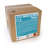 Proquimia Ecoconpack is concentrate in a box