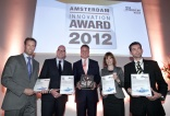 Vermop wins Amsterdam Innovation Award at ISSA/INTERCLEAN