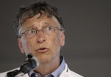 Bill Gates in search for toilet of the future
